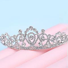 Ženy Slitina Imitace perly Přílba-Svatba Zvláštní příležitost Neformální Diadémy Čelenky Skřipce Jeden díl