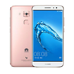 "HUAWEI Maimang 5 5.5 "" Android 6.0 4G smarttelefon (Dobbelt SIM Octa Core 16MP 4GB + 64 GB Gull Rosa)"
