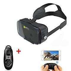 schwarz vr 3d glasse Virtual-Reality-Headset bobo vr für 4,7-6,2 Zoll-Smartphone mit Gamepad