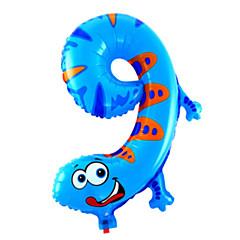 Ballonnen Aluminium 2 tot 4 jaar 5 tot 7 jaar 8 tot 13 jaar