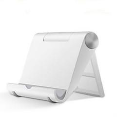 Telefontartó Asztal / Ágy Állítható állvány Műanyag for Mobiltelefon / Táblagép