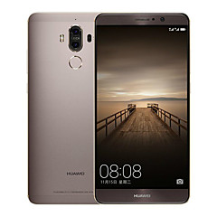 "Huawei Mate 9 5.9 "" Android 7.0 טלפון חכם 4G (SIM כפול Octa Core 12 MP 20 MP 6GB + 128 GB מוזהב לבן חום)"