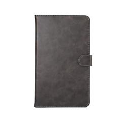 valódi bőr minta kiváló minőségű pénztárca esetében alvás 8,4 hüvelykes Huawei Huawei Media Pad m3 (dl09 W09)