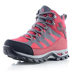 Tênis de Caminhada / Sapatos Casuais / Sapatos de Montanhismo Homens Anti-Escorregar / Anti-Shake / Respirável Pele Real Borracha