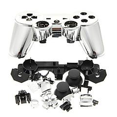 Zastąpienie Controller Case Zestaw Zestaw do montażu kontrolera PS3