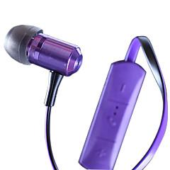 OVLENG S9 イヤバッド(イン・イヤ式)Forメディアプレーヤー/タブレット 携帯電話 コンピュータWithマイク付き DJ ボリュームコントロール FMラジオ ゲーム スポーツ ノイズキャンセ Hi-Fi 監視 Bluetooth