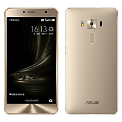 "Asus ZenFone 3 Deluxe ZS550KL 5.5 "" Android 6.0 4G smartphone ( Dobbelt SIM Octa Core 16MP 4GB + 64 GB Gyldent )"