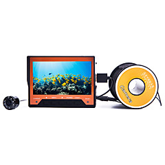 WF03 4.3 LCD Monitor Wearable Fish Finder 1000TVL Underwater Video Fishing Camera 15M Cable Infrared Night Vision Fishfinde