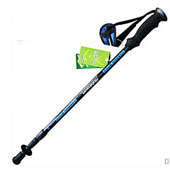 REBORNSUN Aluminum Carbon Fiber Aluminum Alloy 135cm (53 Inches) Walking Poles Nordic Walking Poles Hiking pole