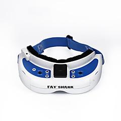 Obecné Obecné RC FPV brýle / VR Bílá Modrá Kov