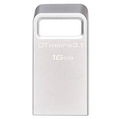 מיני USB קינגסטון כונן הבזק זיכרון pendrive מקל 16gb 3.1 עט כונן dtmc3 מקל USB נפשית 3.0