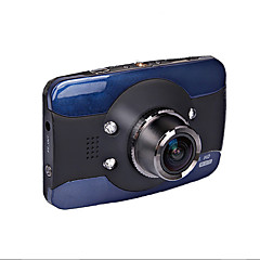 G-senzor / Detekce pohybu / Široký úhel / 720P / 1080P / HD / Full HD / Video výstup-5.0 MP CMOS-4608 x 3456-DVD CAR