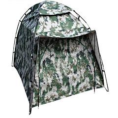 Soaring עמיד למים / עמיד אולטרה סגול / ייבוש מהיר / מוגן מגשם / מאוורר היטב חדר אחד אוהל / מחסה וברזנט