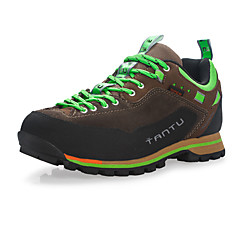 Tênis Tênis de Caminhada Sapatos de Montanhismo HomensAnti-Escorregar Anti-Shake Almofadado Ventilação Impacto Secagem Rápida