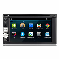 Android 6.0 In Dash Double Din Car Stereo Radio GPS Navigation Player Wifi 4G HD