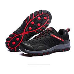 Rennot kengät Vuorikiipeilykengät Lenkkitossut Miesten Liukkauden esto Anti-Shake Pehmustaa Tuuletus Vaikutus Nopea kuivuminen Käytettävä
