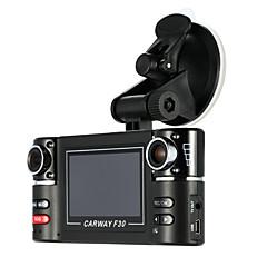 OEM fábrica F30-1 STK HD 1280 x 720 DVR Car 2.7 Polegadas Tela 1 traço Cam