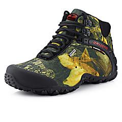 נעלי ספורט מגפי שלג נעלי הרים לגברים נגד החלקה Anti-Shake ריפוד אוורור פגיעה חסין בפני שחיקה עמיד למים נושם ניתן ללבישה טבע סוליה גבוהה