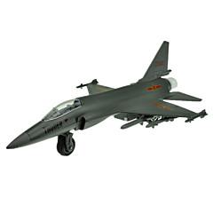 Lentokone ja helikopteri Lelut auton Lelut 1:28 Muovi Metalli Musta Fade Rakennuslelu