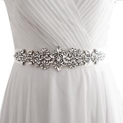 """סטן חתונה מסיבה\אירוע ערב לבוש ליום אבנט-חריזה אבני חן נשים 98 ½אינץ'(250ס""""מ) חריזה אבני חן"""