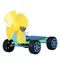 צעצועים לבנים צעצועי דיסקברי צעצועים המופעלים באנרגית השמש