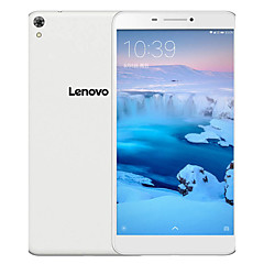 "Lenovo PB1-750P 6,98 """" Android 5.1 Celular 4G (Chip Duplo Quad núcleo 13 MP 2GB + 32 GB Branco)"