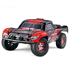 Camioneta 1:12 Coche de radiocontrol  40 2.4G Listo para Usar Carro de control remoto Mando a Distancia/Transmisor Cargador de batería