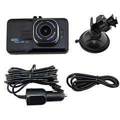 mais novo carro DVR câmera Novatek câmara de vídeo Full HD 1080p camer gravador de estacionamento de vídeo Registrator G-sensor dashcam