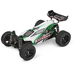 Auto WLToys 1:12 Bürster Elektromotor RC Auto 35 2.4G Grün Fertig zum Mitnehmen Ferngesteuertes Auto