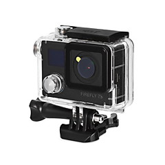 Sports Action Camera 12MP 1920 x 1080 Waterproof Wide Angle Convenient USB Multi-function 60fps 120fps 30fps 2 CMOS 32 GB H.264 Burst Mode