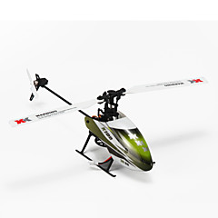 XK K100 RTF Brushless Helicopter Remote Control Six Passed No Propeller Aircraft Aircraft Model Unmanned Aerial Vehicle
