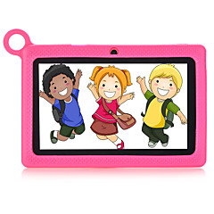 A33 7 pollici Tablet bambini (Android 4.4 1280*800 Quad Core 1GB RAM 8GB ROM)