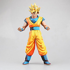 Anime Akcijske figure Inspirirana Dragon Ball Son Goku PVC 27 CM Model Igračke Doll igračkama