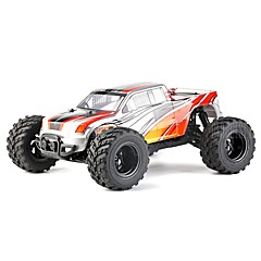 Truck 110 Brushless Electric RC Car 50 2.4G Yellow Ready-To-Go Remote Control Car Remote Controller/Transmitter