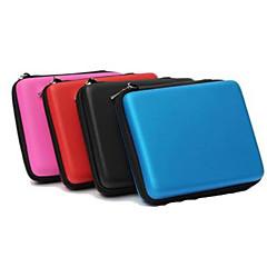 닌텐도 2DS 콘솔의 하드 캐리 여행 케이스 가방 파우치