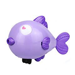 Wasserspielzeug Model & Building Toy Spielzeuge Neuartige Fische Plastik Blau Rosa Lila