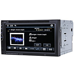 1269 v3.0 Bluetooth תצוגת LCD 32GB נגן DVD לרכב TFT 800 x 480 16 9 v3.0 Bluetooth