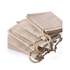 6 Kusů v sadě Favor Holder-kreativita Netkaná textilieKrabice na výslužky Tašky na výslužky Plechovky a kbelíčky na pozornosti Dárkové