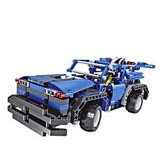 Auto Kilpavene 1:24 Harjaton sähköinen RC Car 1 AM Sininen Valmiina käyttöönKaukosäädin Auton Kaukosäädin/Lähetin USB-johto Käyttöopas