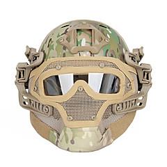 acél védő / kapásálló unisex vadászat védőfelszerelés