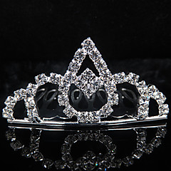 Gorgeous Rhinestones Wedding Bridal Tiara/ Headpiece