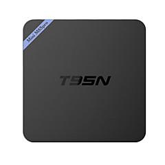 T95N PRO Amlogic S905X Android TV Box,RAM 2GB ROM 16GB Quad Core WiFi 802.11n Bluetooth 4.0