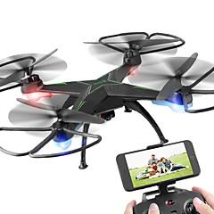 Dron Global Drone 4 Kalały Oś 6 2,4G Z kamerą 2.0M HD Zdalnie sterowany quadrocopterFPV Powrót Po Naciśnięciu Jednego Przycisku Tryb