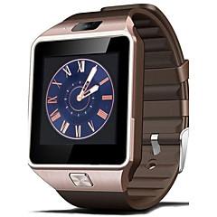 Relógio Inteligente iOS AndroidImpermeável Suspensão Longa Saúde Esportivo Monitor de Batimento Cardíaco Sensível ao Toque Distancia de