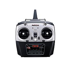 Drone Sextante 8CH 3 Eixos 2.4G - Quadcópero com CR FPV Controle Remoto