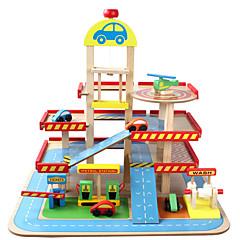 Fejlesztő játék Játékok Ajándék Építőkockák Kastély 2 és 4 éves Játékok