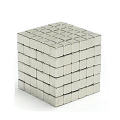Magnetiske leker 216 Deler MM Stress relievers Magnetiske leker Magiske kuber Administrative Leker Kubisk Puslespill som Gave