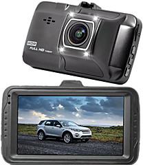 bil dvr dash cam infrarødt med LED lys nattesyn 170 graders vidvinkel g-senser loop recorder parkering tilstanden video