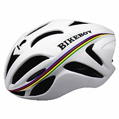 Sports Men's Unisex Bike Helmet 18 Vents Cycling Cycling Mountain Cycling M:55-58CM L:58-61CM PC EPS Yellow White Black Blue