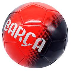 Soccers Bola de Futebol(Amarelo Vermelho,PVC)